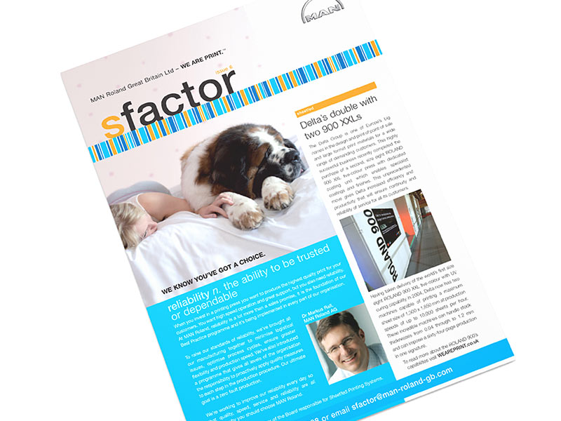 8pp A4 Newsletter